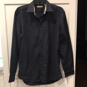 Burberry Long Sleeve Casual Shirt